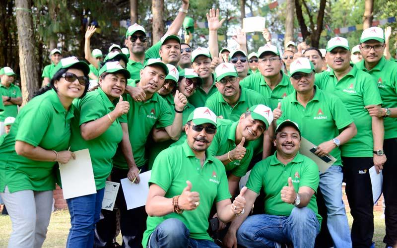 team building program in Nepal
