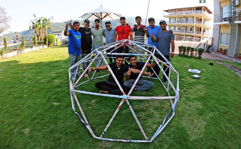 borderland team building