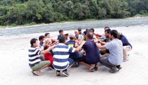 borderlands team building program